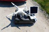 Ψεκασμοί κουνοποκτονίας με drones σε Μεσολόγγι και Αιτωλικό