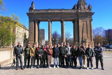 Στο Βερολίνο με πρόγραμμα Erasmus+ το ΕΠΑΛ Μακρυνείας (φωτο)