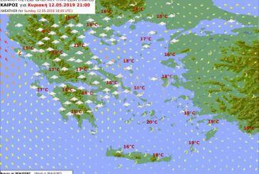 Έκτακτο δελτίο επιδείνωσης του καιρού και στη Δυτική Ελλάδα
