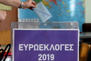 Το τελικό αποτέλεσμα των ευρωεκλογών στην Αιτωλοακαρνανία: ΝΔ 34,64%-ΣΥΡΙΖΑ 29,39%