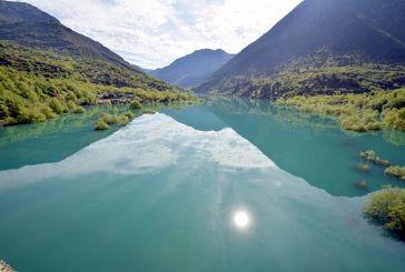 Ανοιξιάτικη Ευηνολίμνη…