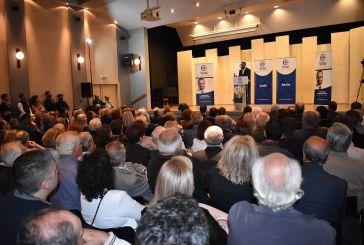 Νεκτάριος Φαρμάκης σε μεγάλη συγκέντρωση στο Αγρίνιο: «Η νίκη μας θα… συνταράξει την Ελλάδα!»