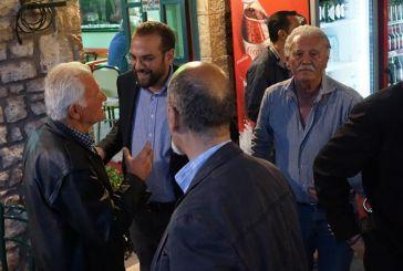 Νεκτάριος Φαρμάκης: «Η πιο μεγάλη περιοδεία μας θα ξεκινήσει… μετά τις εκλογές!»