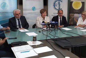 Γεροβασίλη: «Διαγωνισμός για ανακατασκευή του παλαιού καπνεργοστασίου στο Μεσολόγγι για τις ανάγκες της Αστυνομίας»