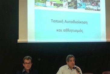 Eκδήλωση συνδυασμού Καμμένου για τον αθλητισμό με Συναδινό και… φουλ επίθεση στη δημοτική αρχή