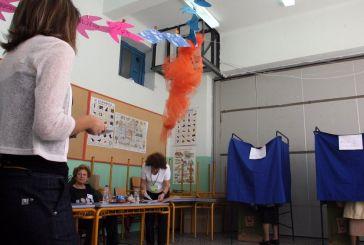 Oμαλά η εκλογική διαδικασία στην Αιτωλοακαρνανία