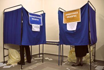 Ομαλά ξεκίνησε η εκλογική διαδικασία στην Αιτωλοακαρνανία