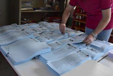 Τα αποτελέσματα των Ευρωεκλογών στην Αιτωλοακαρνανία – 553/592 τμήματα