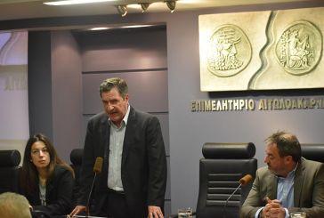"""Καμίνης στο Αγρίνιο για Ευρωεκλογές: """"Οι πιο σημαντικές εκλογές από σύστασης του Ευρωπαϊκού Κοινοβουλίου"""""""