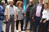 Συζήτησε με καταστηματάρχες της οδού Παπαστράτου ο Γ. Καραμητσόπουλος