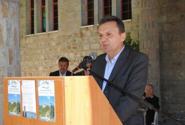 Ομιλία του υπ. Δημάρχου Αγράφων Αλ. Καρδαμπίκη στο Ραπτόπουλο Ευρυτανίας (φωτο)