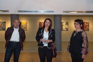 Σε εξέλιξη η έκθεση ζωγραφικής «Παράλληλη Αναζήτηση» στην παλαιά Δημοτική Αγορά στο Αγρίνιο