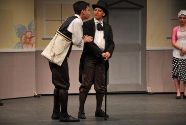 """""""Του Κουτρούλη ο γάμος"""" με φιλανθρωπικό σκοπό από τη θεατρική ομάδα του 5ου Γυμνασίου Αγρινίου"""