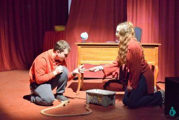 """Τις καλύτερες εντυπώσεις άφησε στο Μεσολόγγι  η παράσταση """"Κρίστοφερ"""" του 2ου ΕΠΑΛ Αγρινίου (φωτο)"""