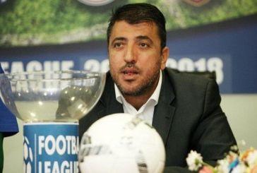 Πρόεδρος Football League: «Αν διευρυνθεί η νέα Γ' Εθνική, θα ανέβουν οι δευτεραθλητές των Ενώσεων»