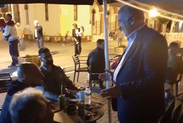 Σε κλίμα αισιοδοξίας οι επαφές Λύρου με πολίτες στο Αιτωλικό (φωτο)