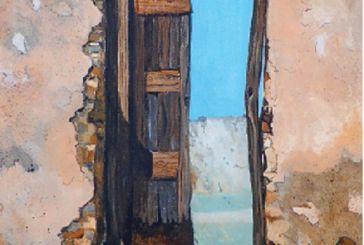 Έκθεση ζωγραφικής  του Χρ. Μακροζαχόπουλου