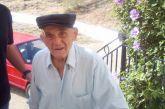 «Έφυγε» σε ηλικία 106 ετών ο γηραιότερος άνθρωπος στο Ξηρόμερο