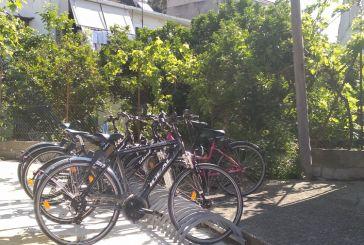 Kοινόχρηστα ποδήλατα στη Ναύπακτο
