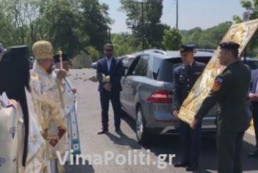 Λαμπρή υποδοχή της Παναγίας Προυσιώτισσας στην Ουάσινγκτον (βίντεο)