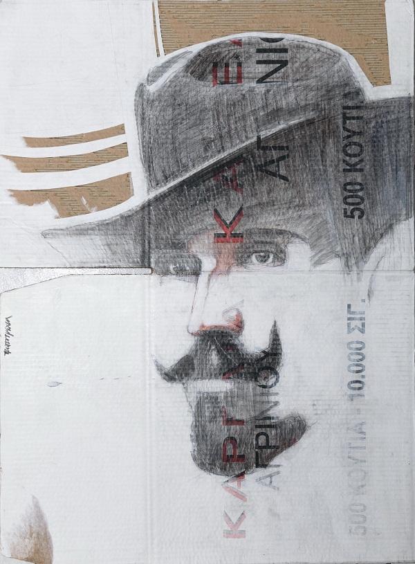 """Αγρίνιο: Παράταση μέχρι 27 Μαΐου πήρε η έκθεση """"Επισκέπτες"""" του Δημήτρη Παπατρέχα"""