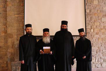 To Περδικάκι τίμησε τον ιερέα του