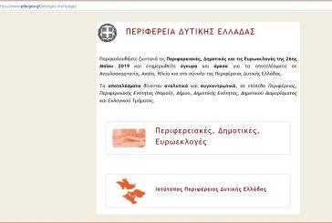Ειδικό Πληροφοριακό Σύστημα για τη μετάδοση των αποτελεσμάτων των Περιφερειακών – Δημοτικών Εκλογών και Ευρωεκλογών
