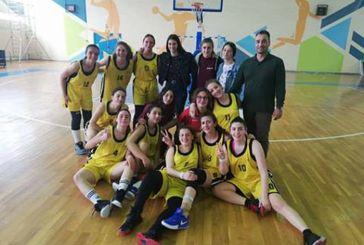 Η ΑΛΦΑ 93 συγχαίρει τον ΦΙ.ΜΠΑ. Πήγασος για το πρωτάθλημα Κορασίδων της ΕΣΚΑΒΔΕ