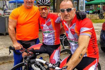 Διακρίσεις για τον Ποδηλατικό Σύλλογο Αγρινίου σε αγώνα στην Άμφισσα