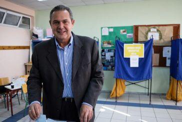Καμμένος: Γρήγορα εθνικές εκλογές