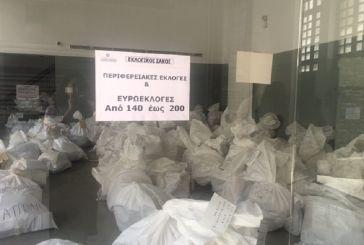Εκλογικός πυρετός στη  Δημοτική Λαχαναγορά Αγρινίου