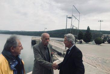Σε Αμφιλοχία, Βόνιτσα και Πάλαιρο ο Κ. Σπηλιόπουλος: «Κατεβαίνουμεστις εκλογές χωρίς κομματικά δεσμά»