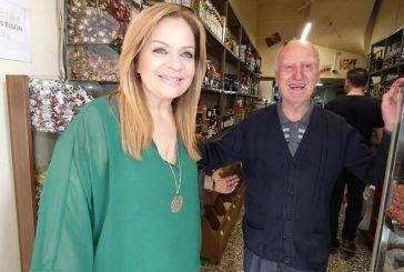 Χριστίνα Σταρακά: «Οι πολίτες θέλουν να νικήσουμε και να ενώσουμε το Αγρίνιο»