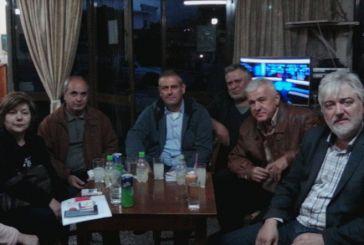 Περιόδευσε σε Στράτο και Λεπενού η «Συμμαχία Πολιτών» και επισήμανε την επικινδυνότητα στη γέφυρα Αχελώου