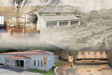 Εκδήλωση για τα 110 χρόνια από την ίδρυση του Αρχαιολογικού Μουσείου Θέρμου