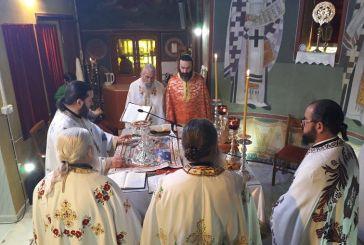 Η Μεσάριστα τίμησε τον Πολιούχο της Άγιο Νικόλαο