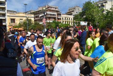 """1ος αγώνας trail στο Αγρίνιο- ένας νέος θεσμός """"γεννήθηκε"""" στην πόλη"""