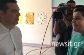 Εκλογές 2019: Ο Αλέξης Τσίπρας και ο «επίδοξος» πρόεδρος της Δημοκρατίας (βίντεο)