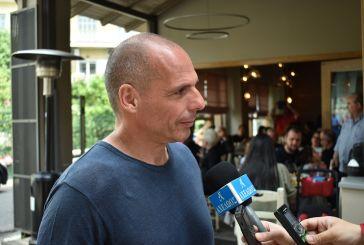 Βαρουφάκης στο Αγρίνιο: Οι ευρωεκλογές είναι εξαιρετική ευκαιρία για τη θέση μας στην Ευρώπη