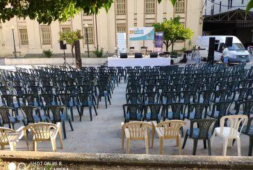 Aγρίνιο: όλα έτοιμα για την αποψινή συναυλία με φιλανθρωπικό σκοπό