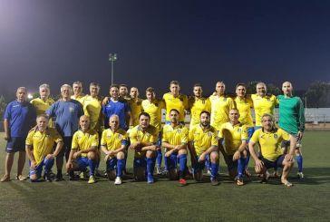 Ξεκίνημα με νίκη για το Αγρίνιο  στο 35ο Πανελλήνιο Πρωτάθλημα Ποδοσφαίρου Δικηγορικών Συλλόγων