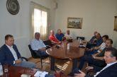 Επίσκεψη Σπήλιου Λιβανού στην Ένωση Αγρινίου – Σύσκεψη για τα αγροτικά θέματα