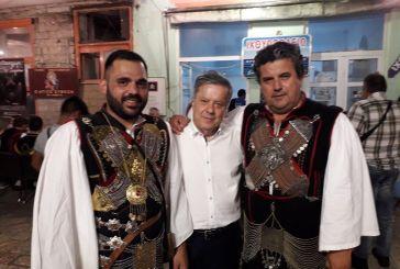 Β. Αντωνόπουλος: «Το Μεσολόγγι είναι η παρακαταθήκη εθνικών αγώνων και πολιτισμού που πρέπει να αξιοποιήσουμε»