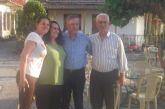 Επίσκεψη Βασίλη Αντωνόπουλου στην Αμφιλοχία και σε χωριά των δήμων Αγρινίου και Θέρμου