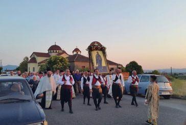 Με εκκλησιαστική λαμπρότητα η εορτή του Αποστόλου Παύλου στη Μεγάλη Χώρα