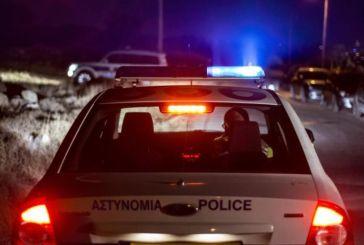 Τέσσερις συλλήψεις αλλοδαπών στην Ιόνια Οδό