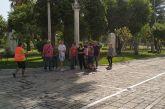 Βιωματική δραστηριότητα σπουδαστών του ΔΙΕΚ Μεσολογγίου στον Κήπο των Ηρώων (φωτο)