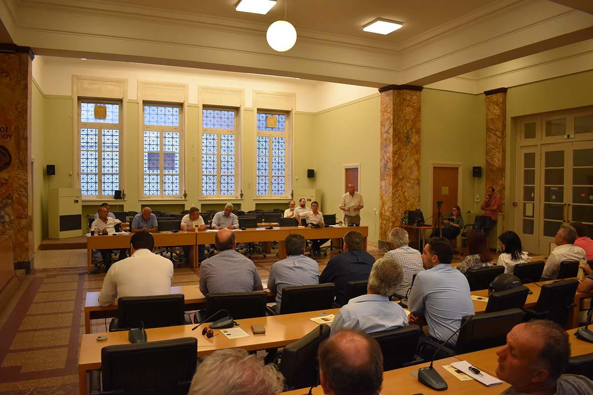 Την Κυριακή η εκλογή Προεδρείου και Επιτροπών στο Δημοτικό Συμβούλιο Αγρινίου