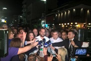 Νεκτάριος Φαρμάκης: Η δική μας θητεία θα είναι για όλους