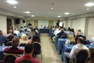 Τουριστικές προτάσεις για την Αιτωλοακαρνανία στη Γενική Συνέλευση του συνδέσμου ΕΝΑ